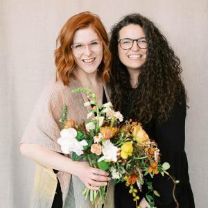 Lauren Anderson & Rachel Bridgwood