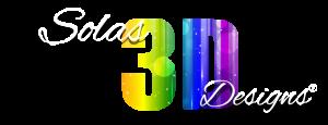 Solas 3-D Designs